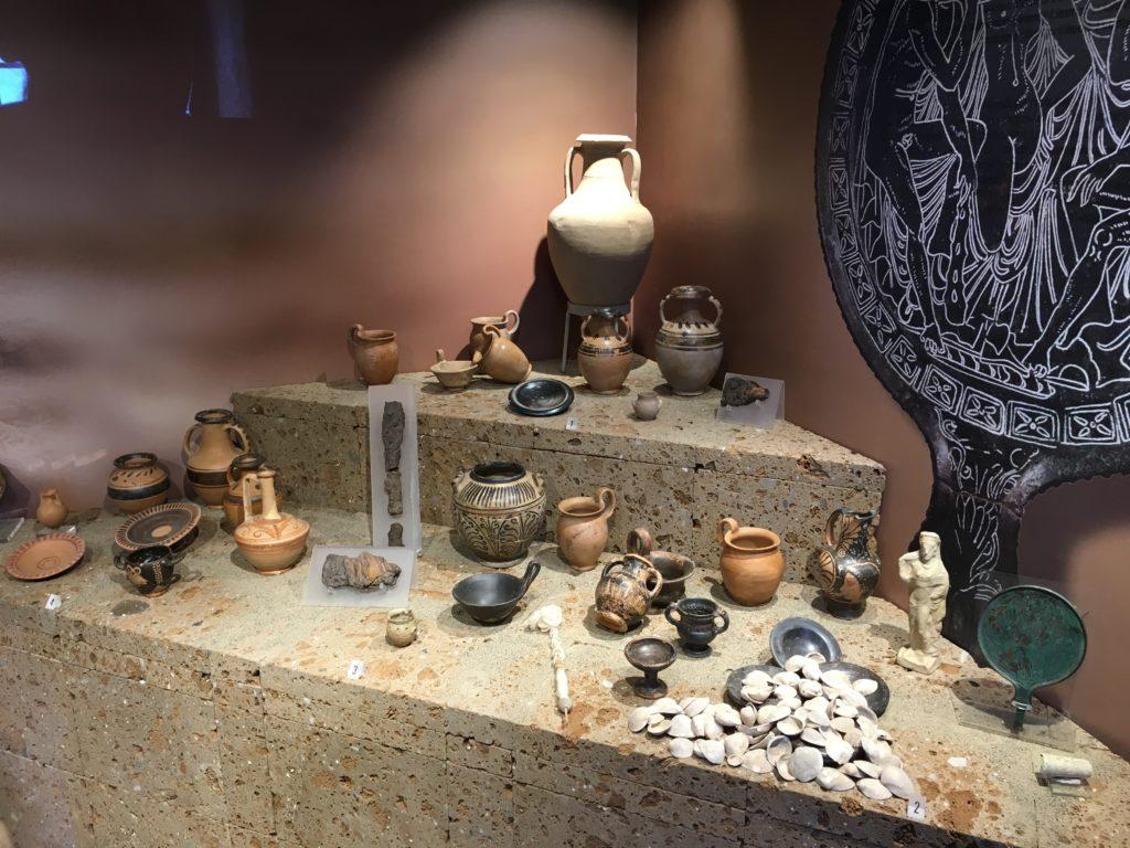 Vulci Francesca Mercantini Etruschi lazio il lazio