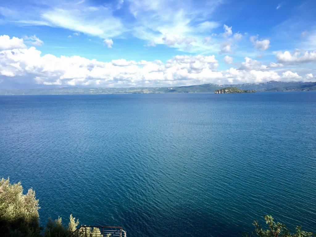 lago di bolsena, francesca mercantini, lazio